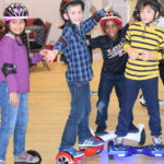 Hoverboard Experience Kids Having Fun