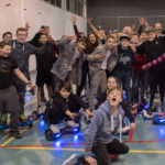 Hoverboard Experience Large Group Photo