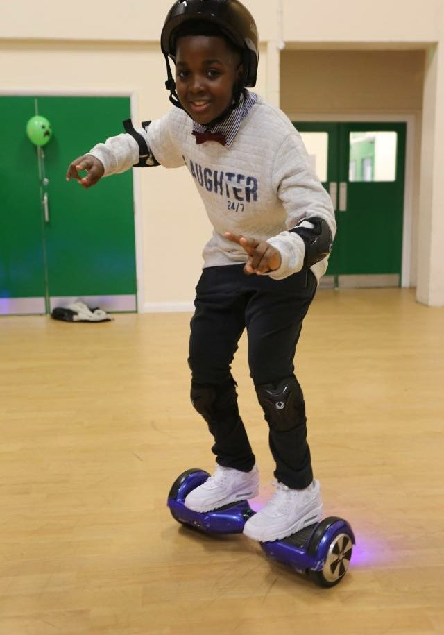 Hoverboard Experience Safety